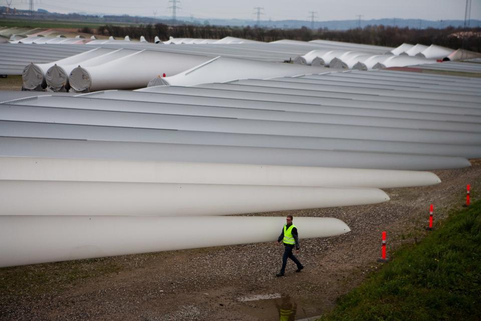 Germany - Energy - Wind Turbine