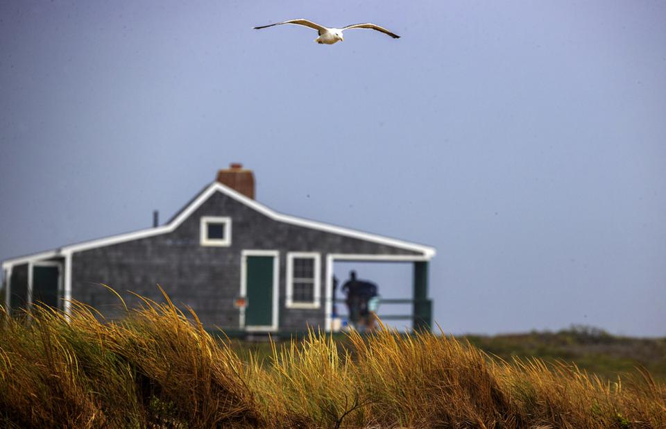 Daily life in Nantucket