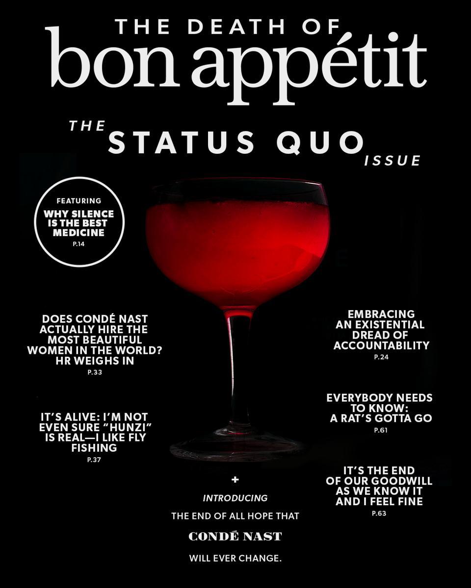 The Status Quo Issue