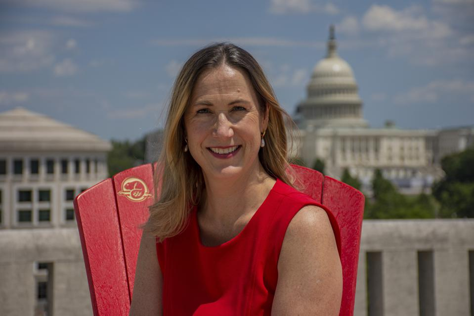 Kirsten Hillman, Canada's ambassador to Washington