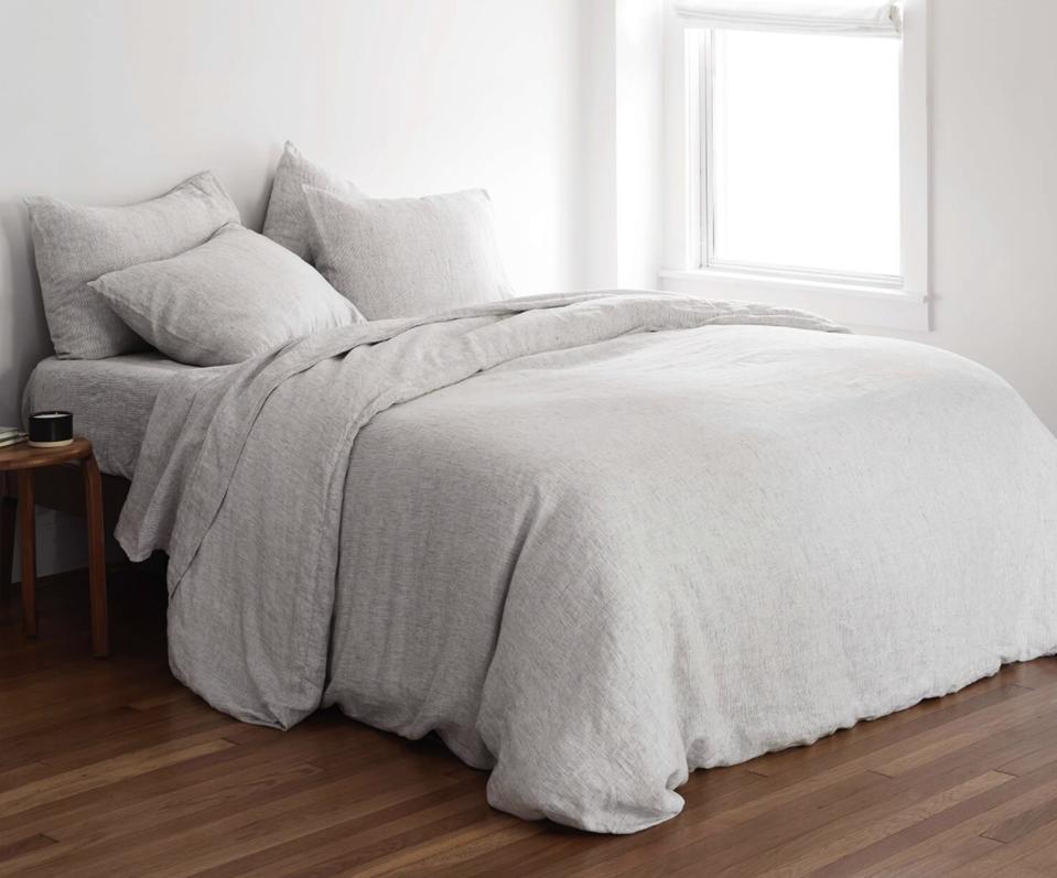 The Citizenry Stonewashed Linen Bed Bundle