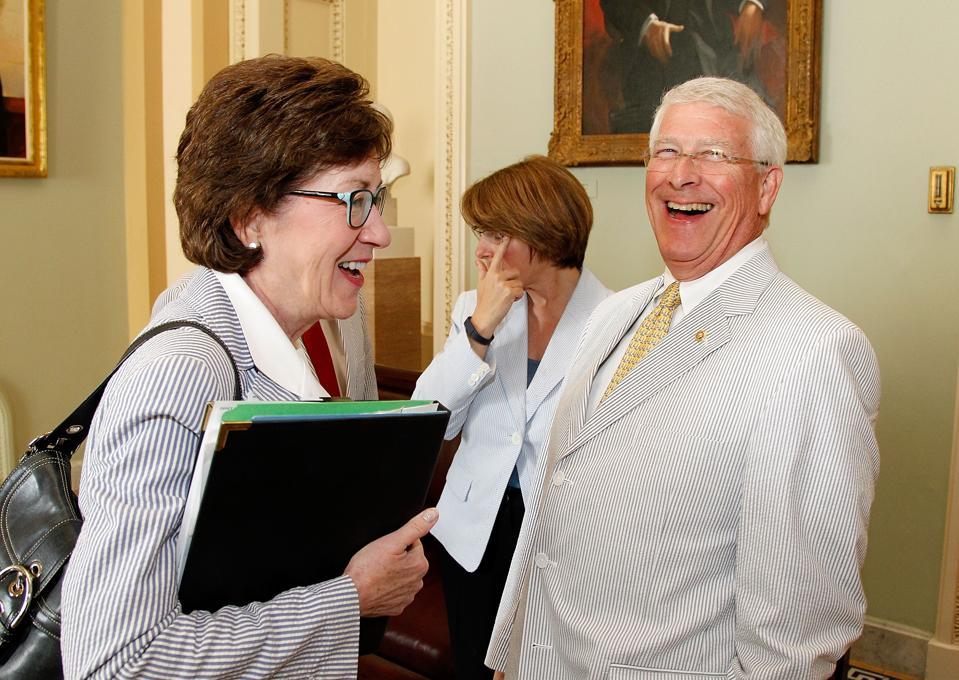 Senator's Celebrate National Seersucker Day