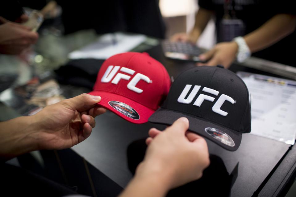 Ultimate Fighting Championship (UFC) At The Venetian Macao Resort And Casino