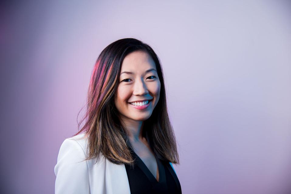 Alice Zhang, founder, Verge Genomics smiling