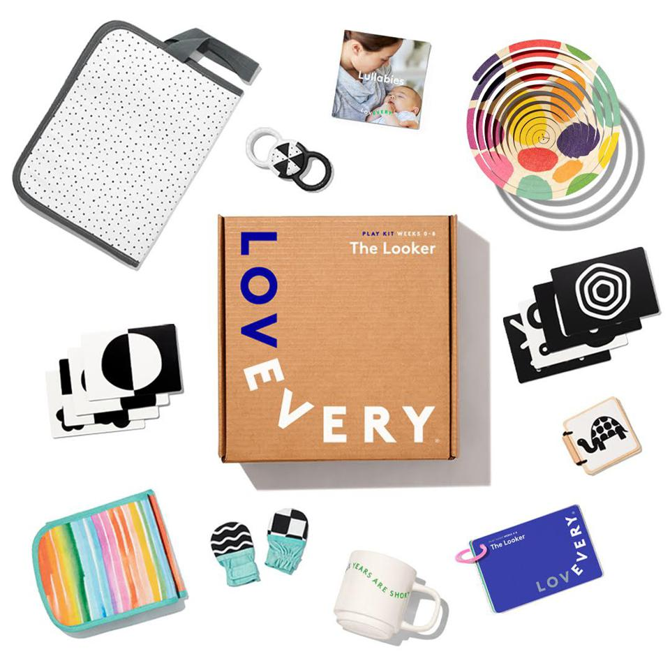 mother's day subscription boxes. best mother's day gits. children and parenting products.