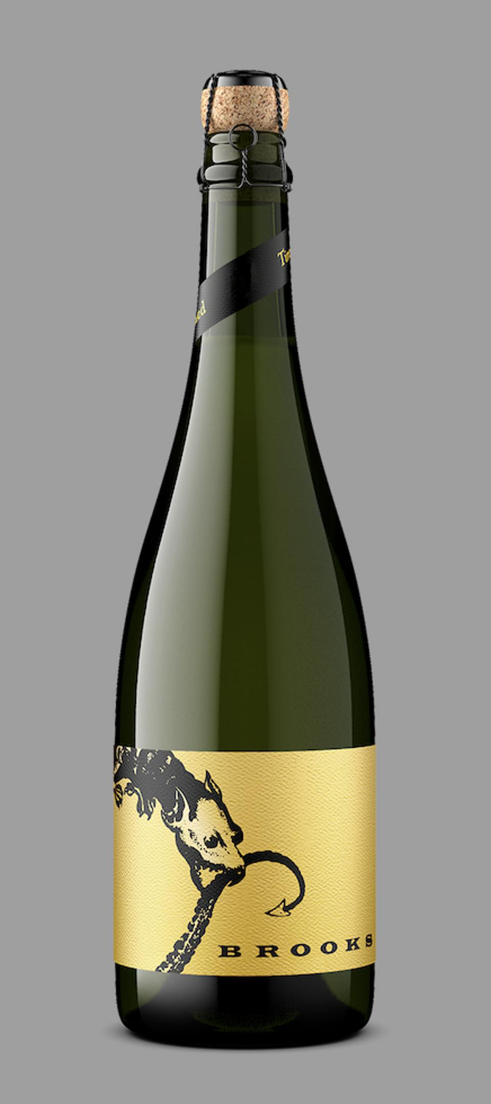 Brooks 2016 Extended Sparkling Riesling Draw, $ 55