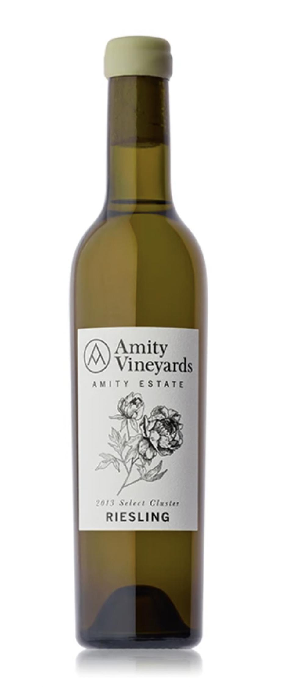 Amity Vineyards 2013 Select Cluster Riesling