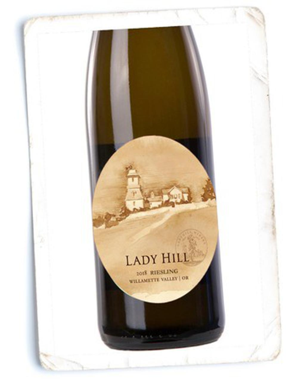 Lady Hill Winery 2018 Riesling
