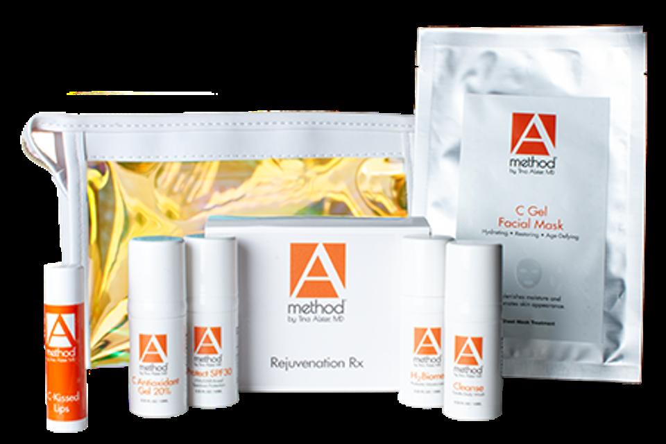 vegan skin care kit
