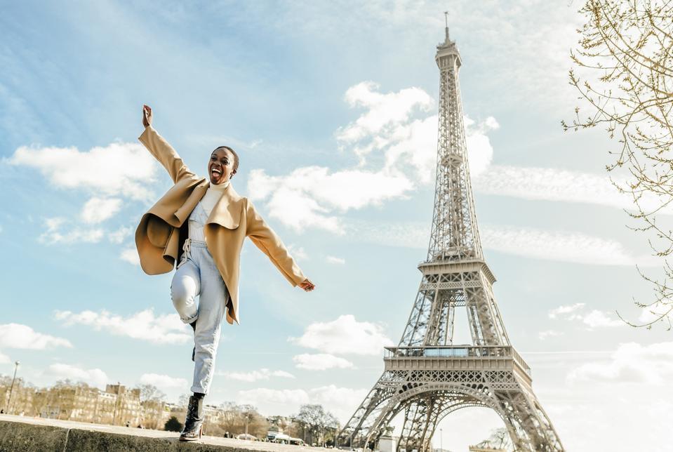 Paris, France travel to europe summer 2021
