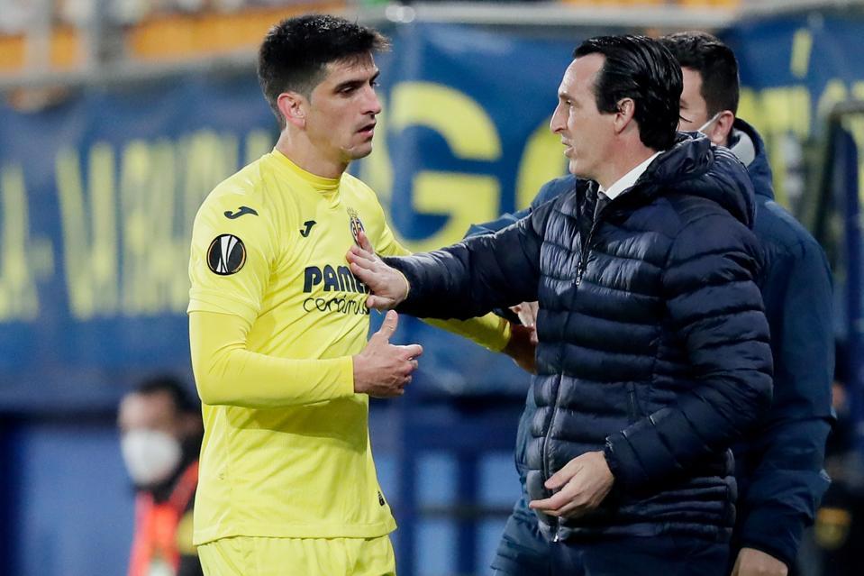 Villarreal - Dynamo Kiev - Liga europea