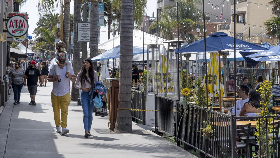 California relaxes COVID-19 restrictions