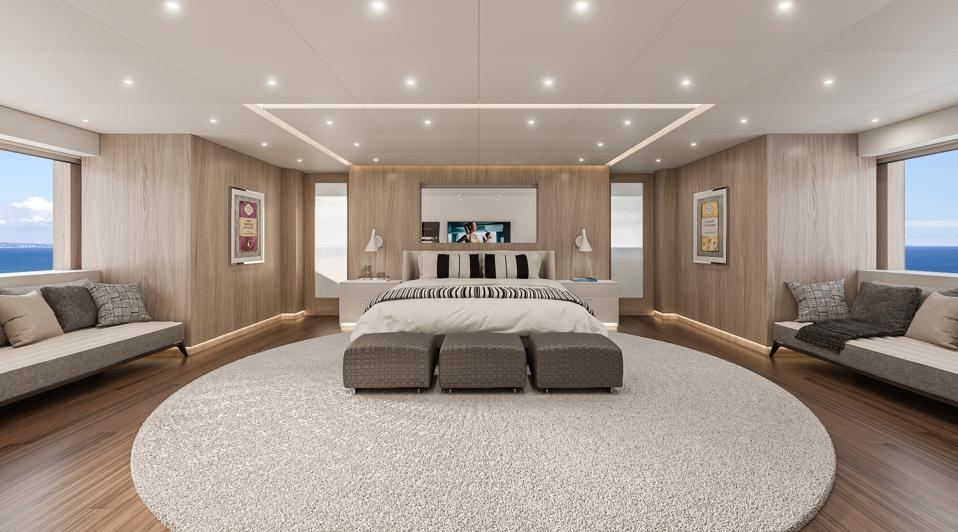 Is this a yacht or a lux beachfront villa? Or both?