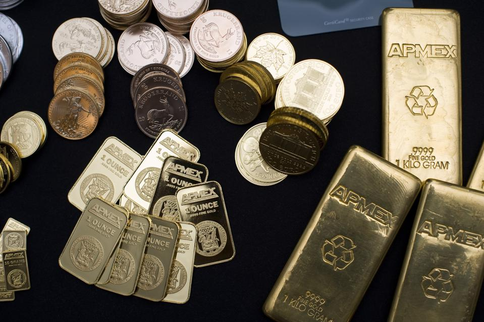 APMEX Gives Gold to Donald Trump for Lease Deposit