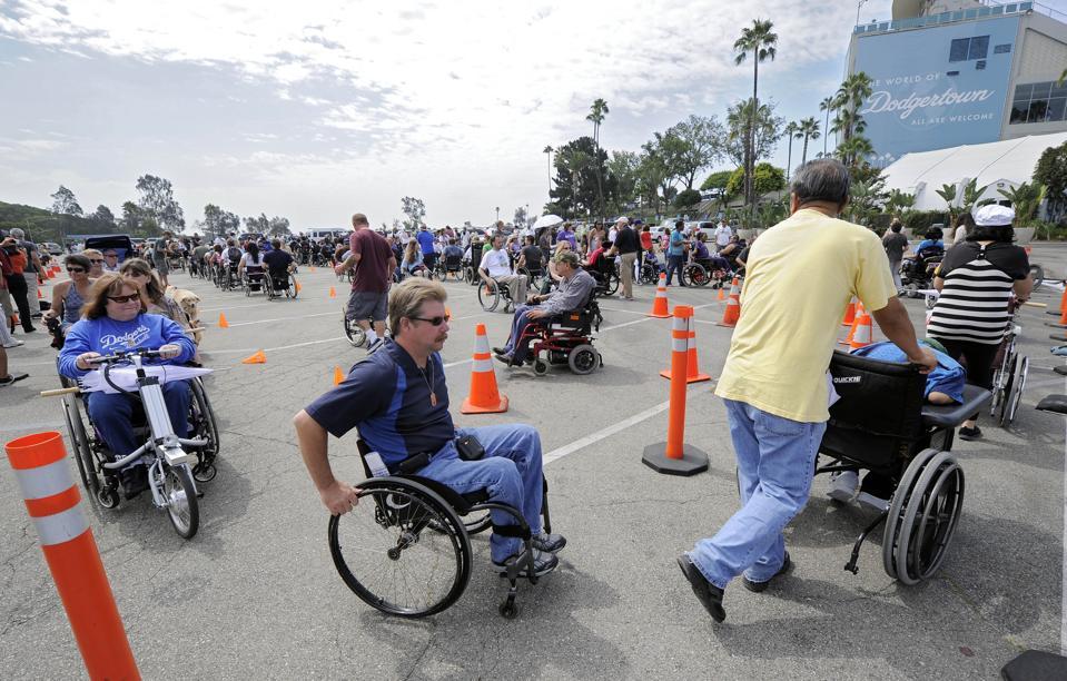 Wheelchair Record