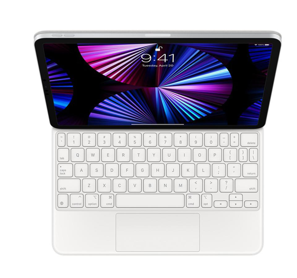 Magic Keyboard for iPad Pro 11-inch (3rd generation) and iPad Air (4th generation)
