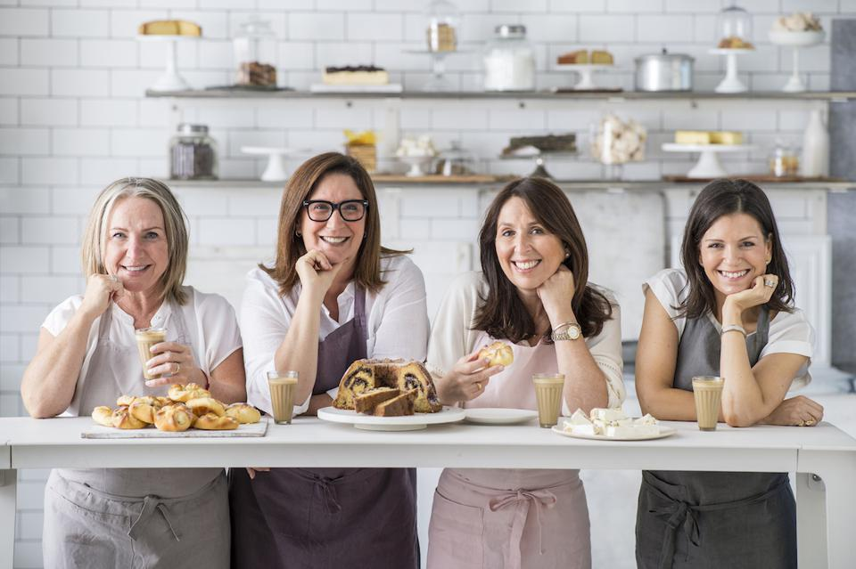 Lisa Goldberg (left) is an Australian chef and cookbook author. She teaches a ″Sweet Taste of Sydney″ for Delicious Experiences.