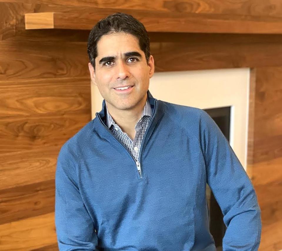 Headshot of David Rangel, a general partner at Merus Capital.