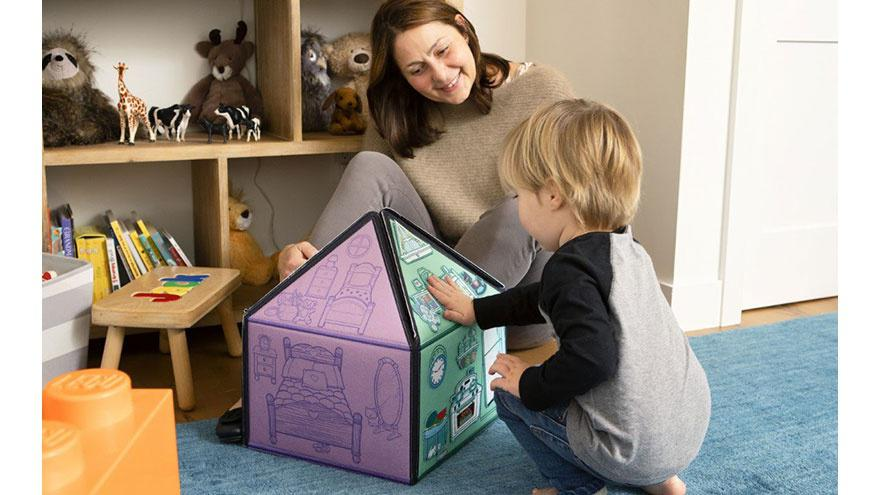 Smart Felt Toys line was founded by a speech pathologist.