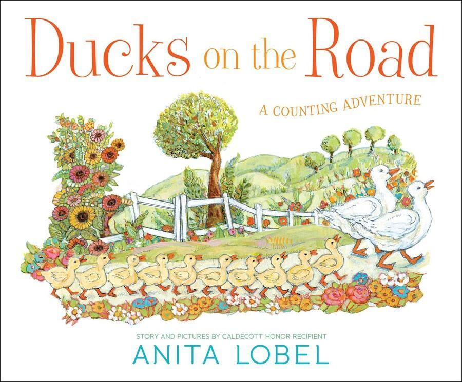 ″Ducks on the Road″ by Anita Lobel