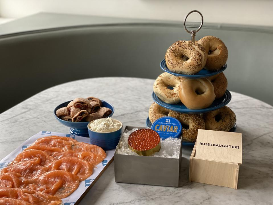 "Russ & Daughters ""Russ & Mothers"" Package"