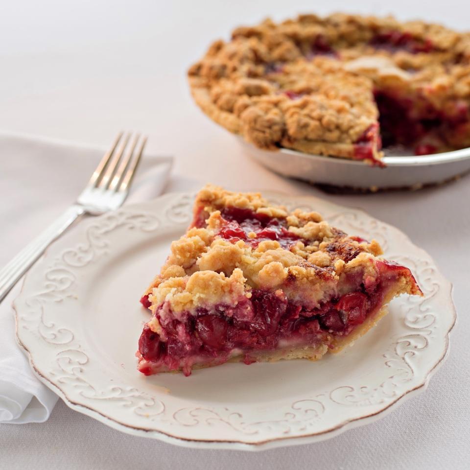 Grand Traverse Pie Company Cherry Crumb Pie