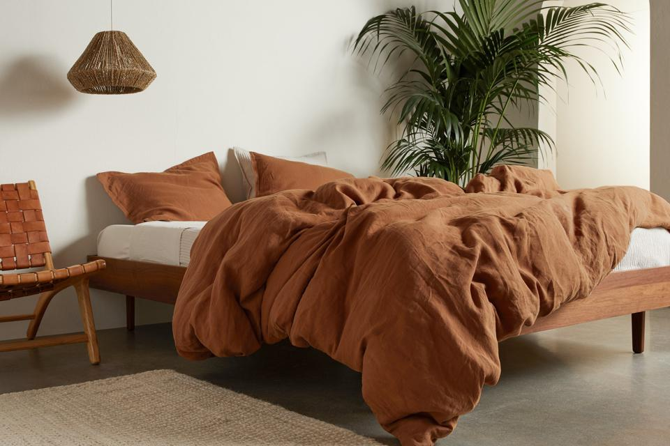 18 Duvet Covers That Dress Up Your Bed (And Protect Your Down Comforter Too) - Forbes