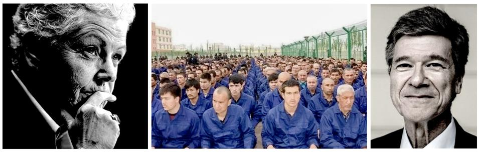 Gina McCarthy, Uyghurs in concentration camps, and Jeffrey Sachs