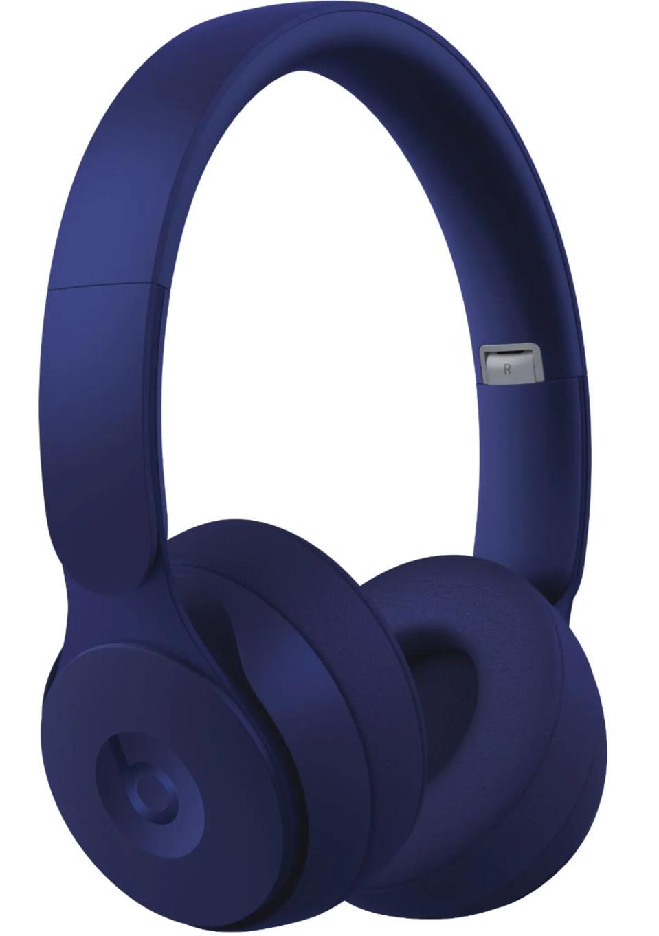 Best sales online: Beats by Dr. Dre - Solo Pro Wireless Noise Cancelling On-Ear Headphones