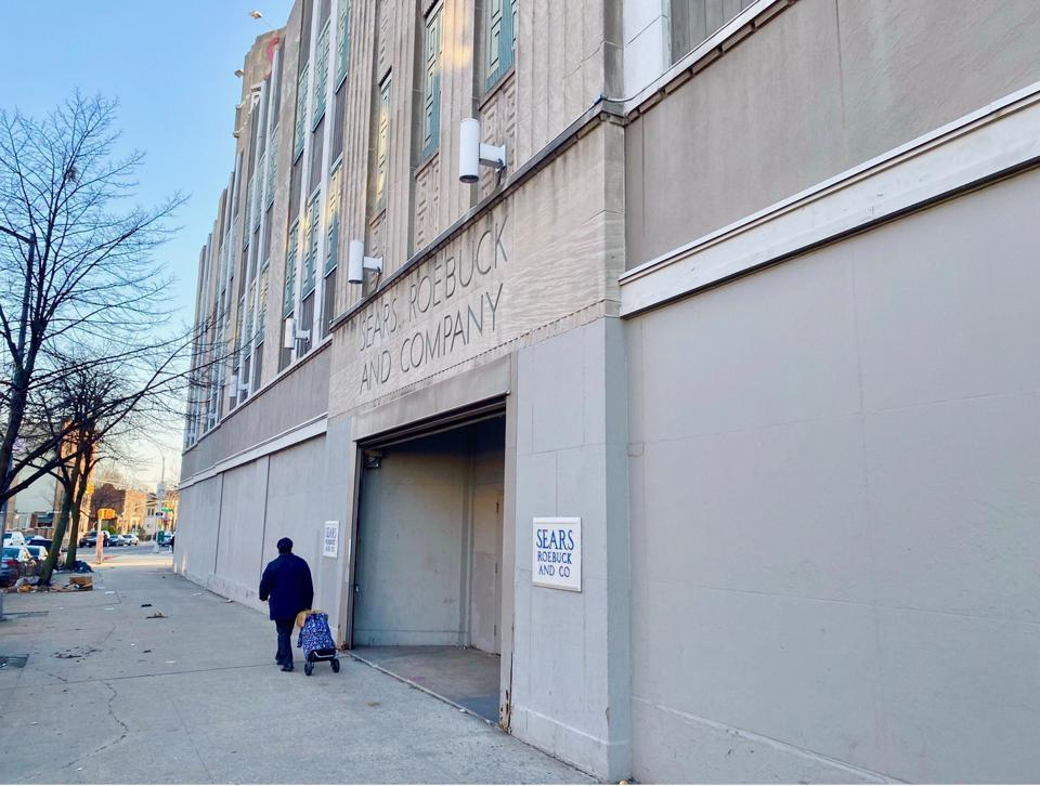 Sears Brooklyn Covid