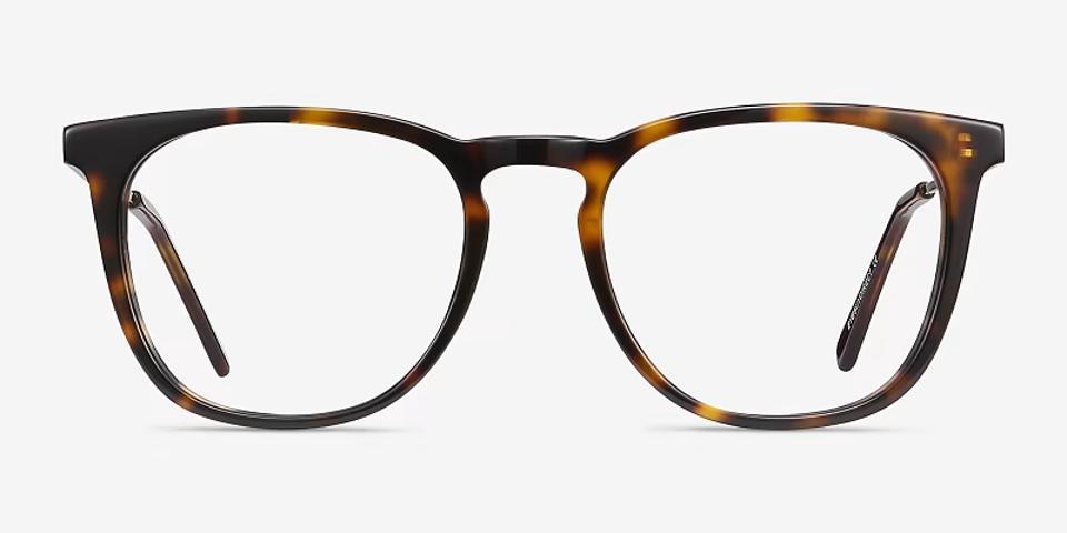 Best sales online: EyeBuyDirect Vinyl Square Blue Light Glasses