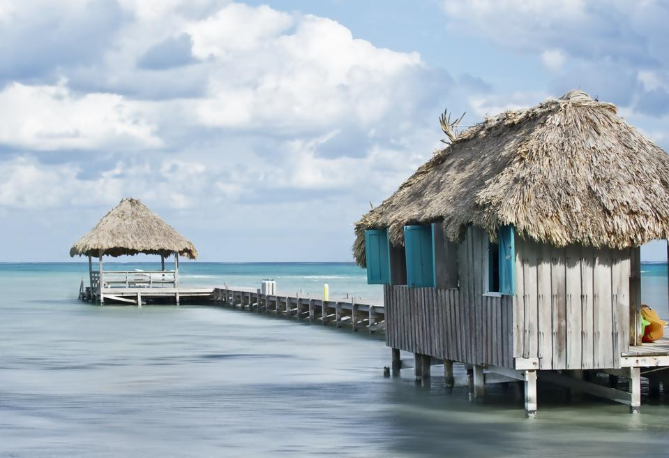 quit your job retire early Ambergris Caye Belize