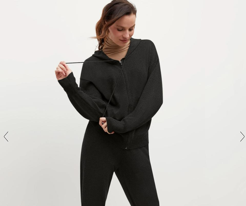 MM LaFleur Snuggly Cashmere Sweatsuit