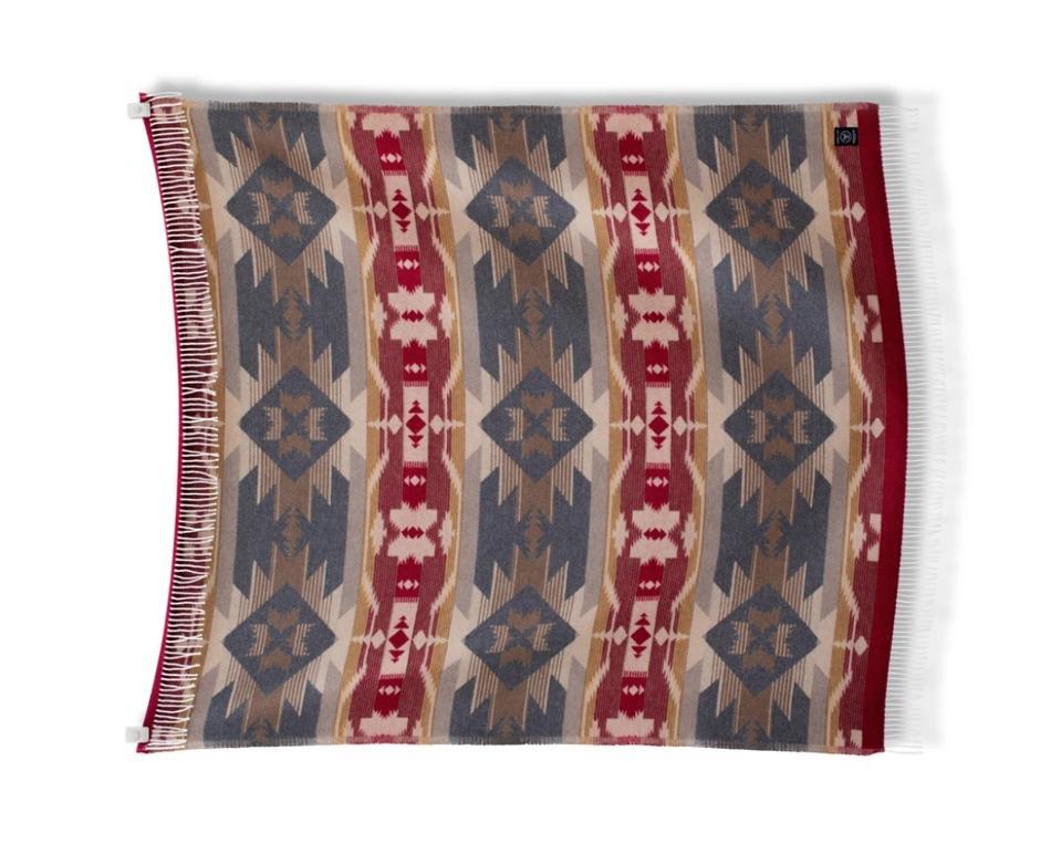 Sackcloth & Ashes Heritage Blanket Sandstone