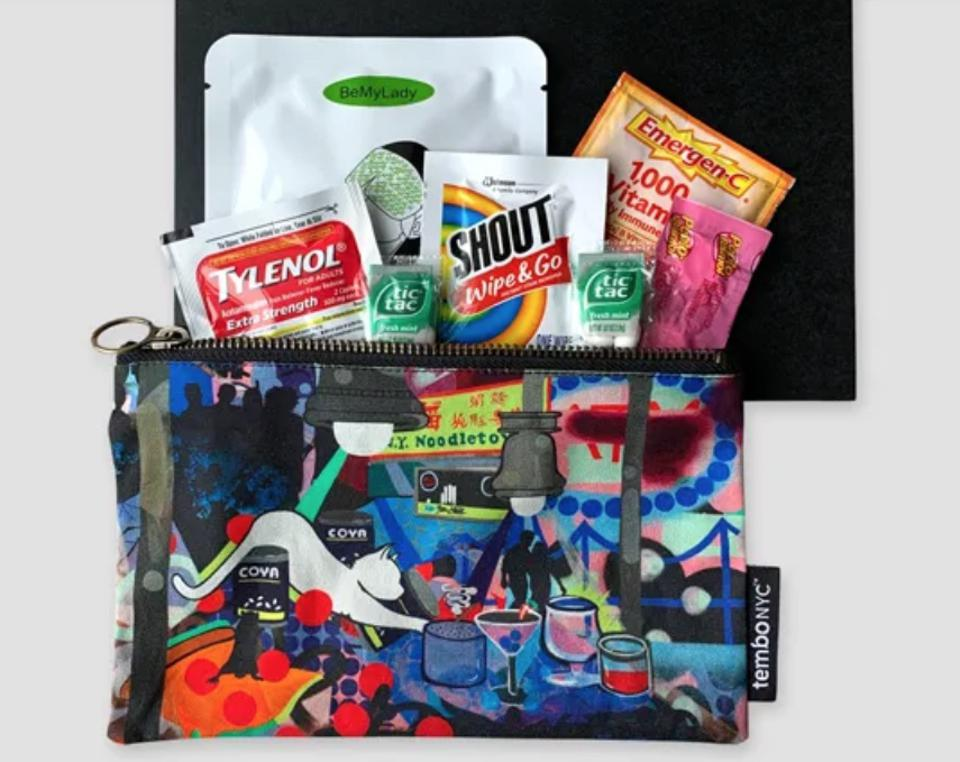 Tembo NYC After Hours Survival Kit