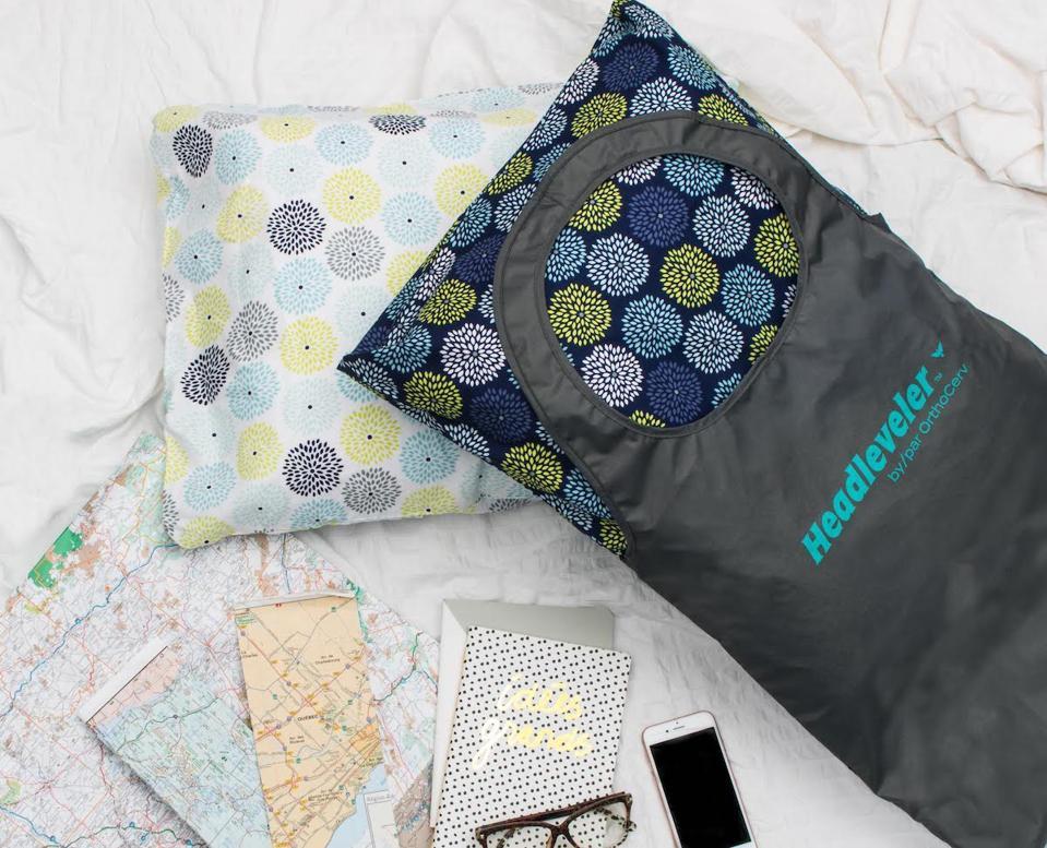 Headleveler Custom Pillow