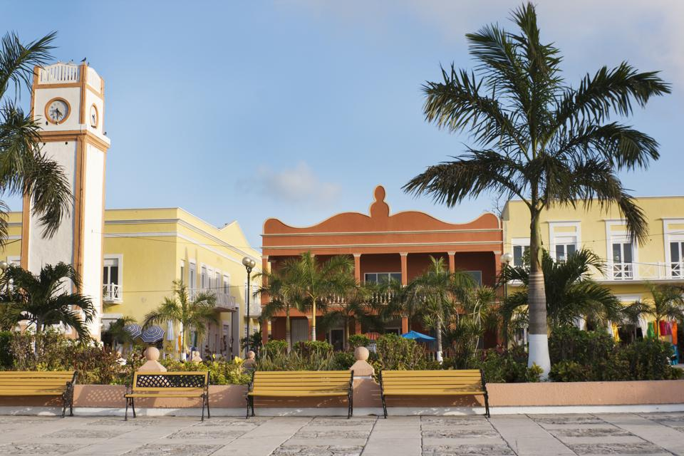 retire quit your job live in Cozumel, Yucatan, Mexico