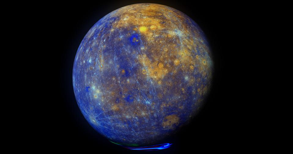 This week Mercury will appear to be close to the Pleiades.