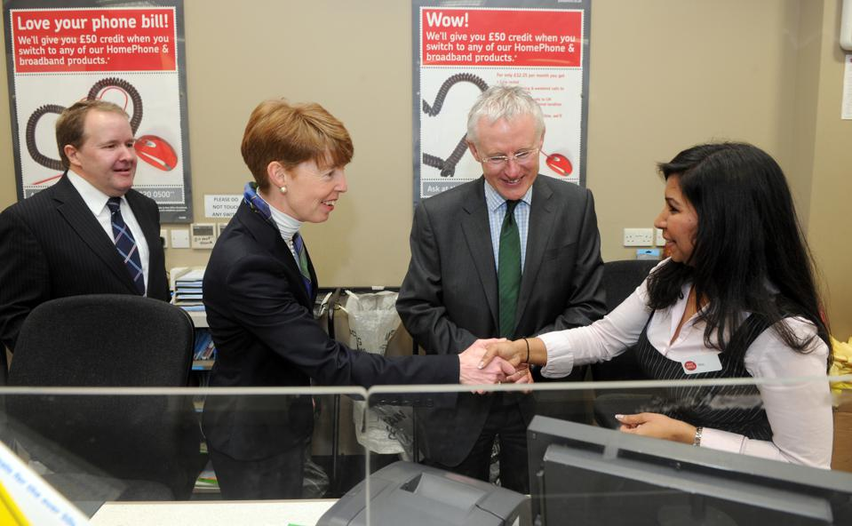 1.3bn to 'transform' Post Office