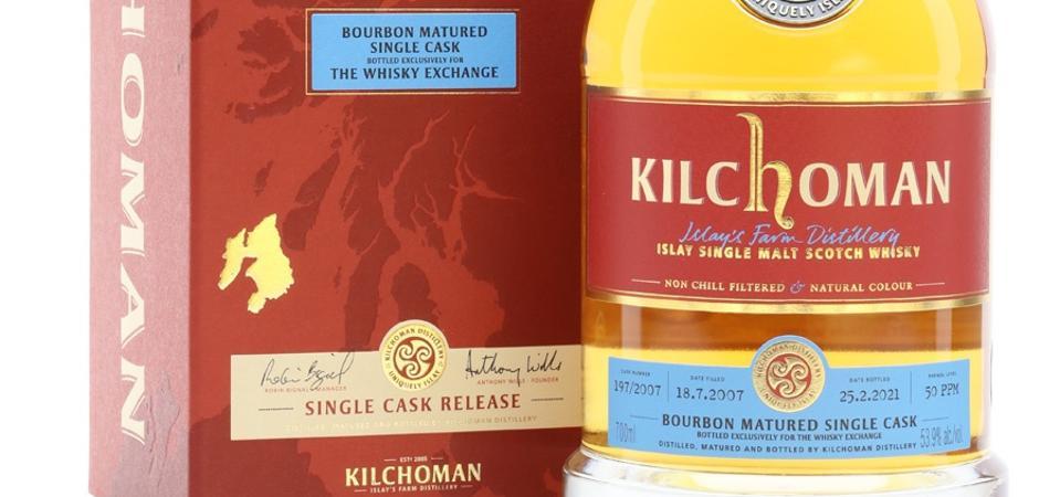 Kilchoman The Whisky Exchange Single malt Scotch Whisky Islay