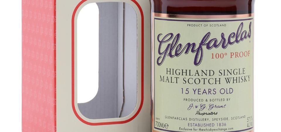 Glenfarclas The WHisky Exchange single malt scotch whisky speyside