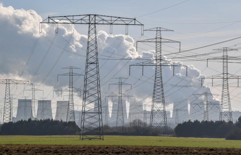 Jänschwalde lignite-fired power plant