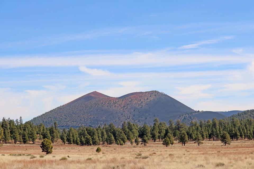 Sunset Crater Volcano National Monument Arizona
