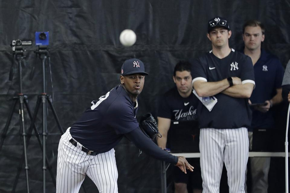 Yankees Holding Their Breath With Luis Severino's Sore Forearm
