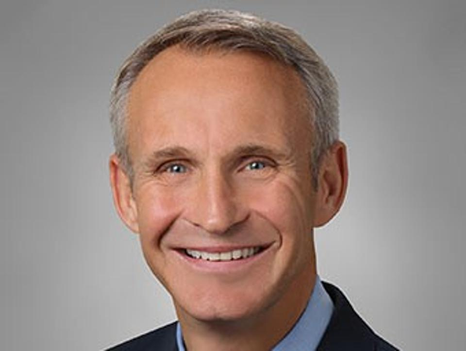 Jonas Prising, chief executive and Chairman, ManpowerGroup