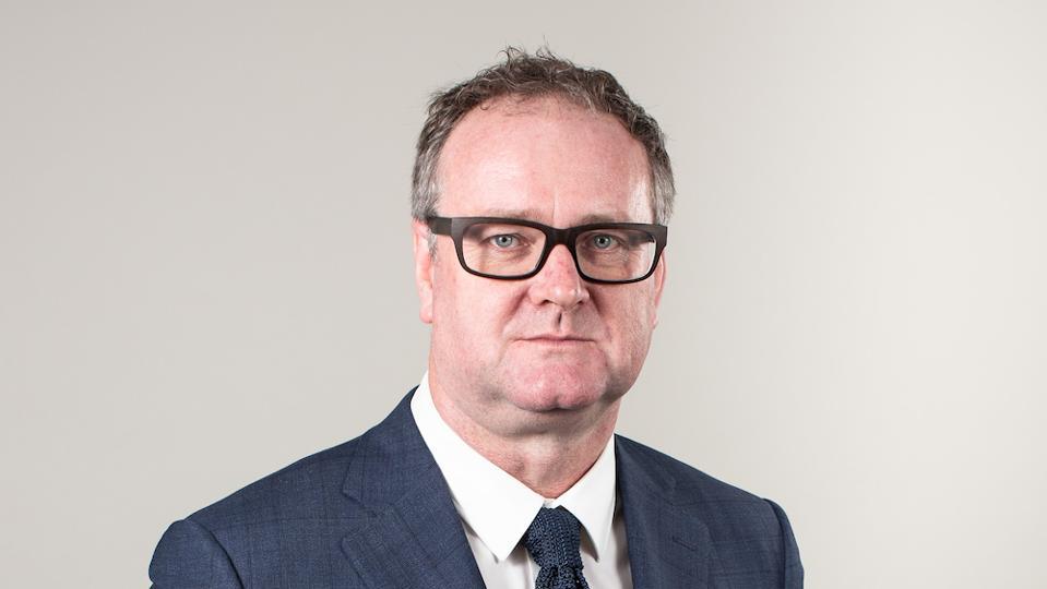 Steve Jude, CEO of NewFlex