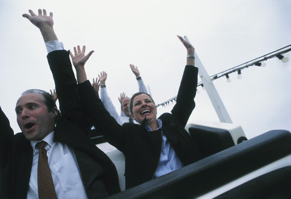 Owning a business can be a rollercoaster