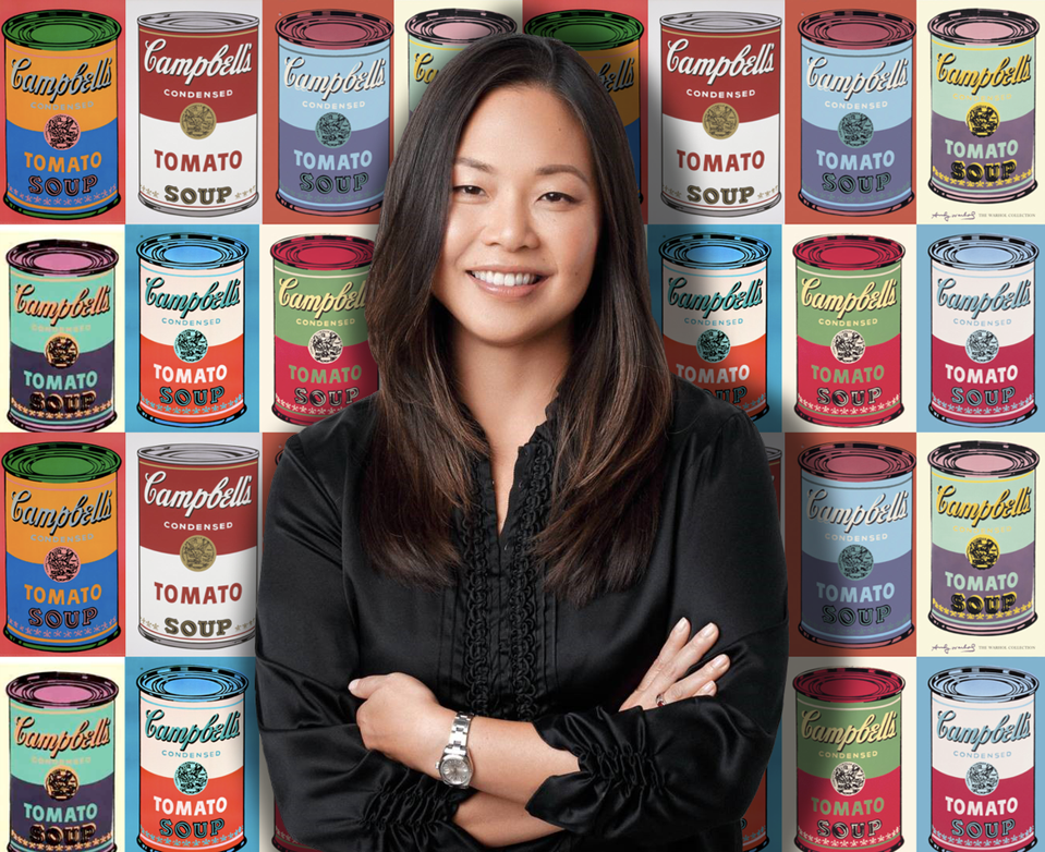Linda Lee, CMO of Campbell Soup Company