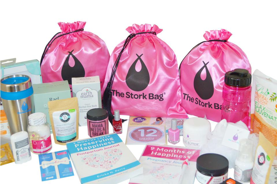 stork bag, subscription service mom, best gifts mother's day. pregnancy, parenting gift ideas.