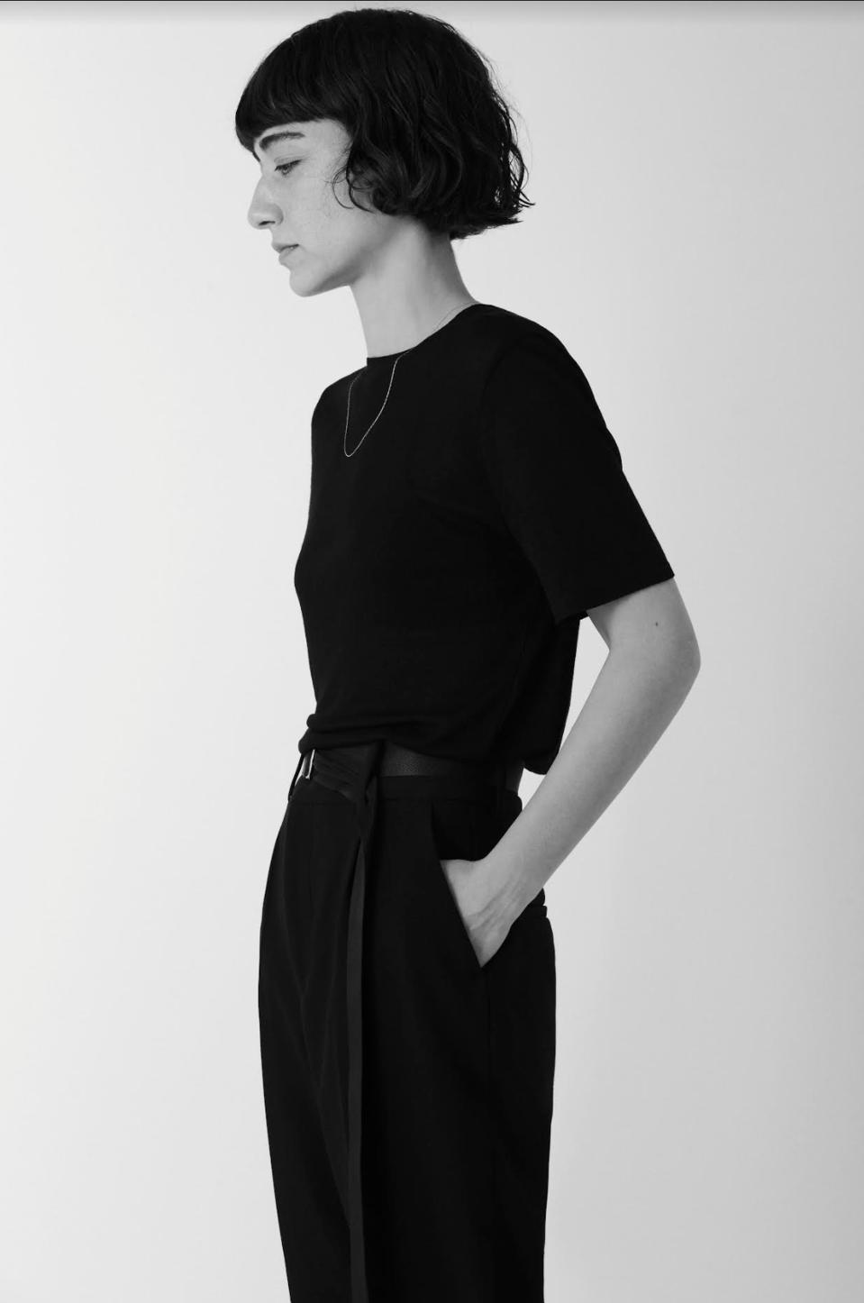 Tiko Pakashvili, MATERIEL's creative designer.